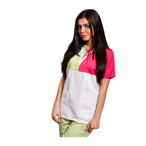 CM003 - Bluza Dama Trei Culori