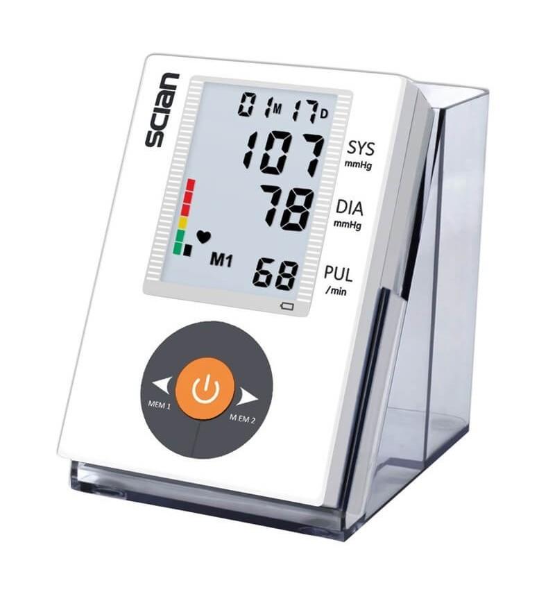 LD586N - Tensiometru electronic pentru brat cu adaptor inclus
