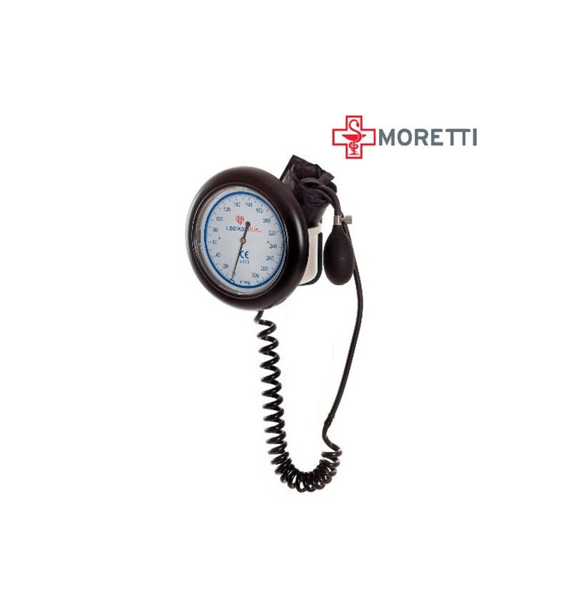 DM362 - Tensiometru mecanic cu cadran MORETTI cu suport pentru manseta