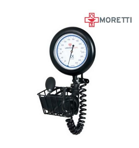 MDM361 - Tensiometru mecanic cu cadran MORETTI cu suport pentru manseta
