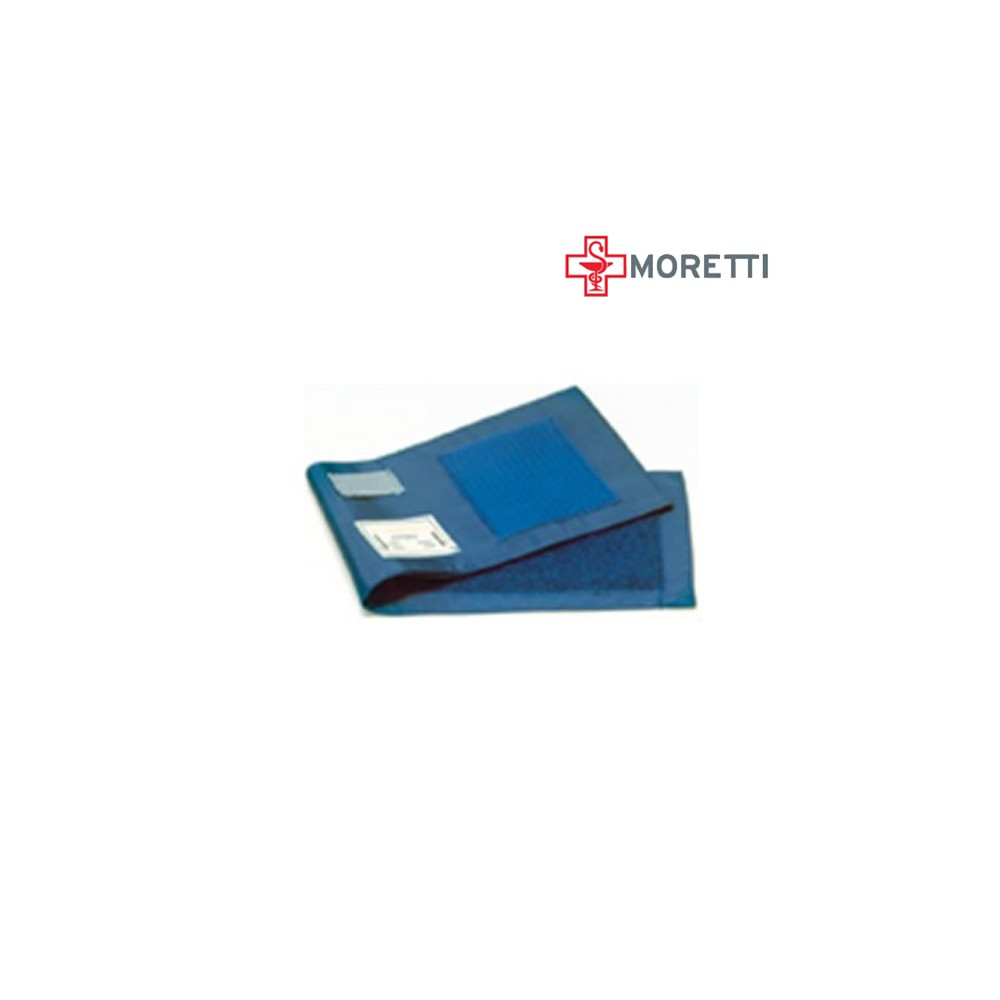 DR1425 - Manseta tensiometru MORETTI cu 2 tuburi, pentru adulti obezi.