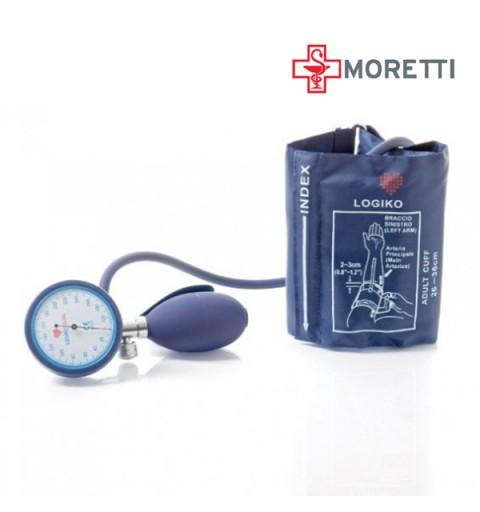 MDM347 - Tensiometru mecanic MORETTI cu manometru la para