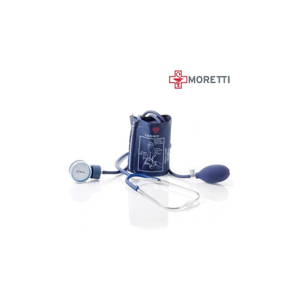 MDM333 - Tensiometru mecanic MORETTI cu stetoscop