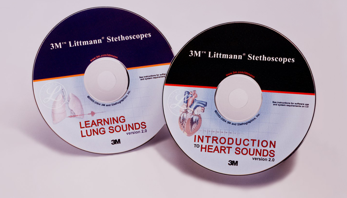 CD educational littmann