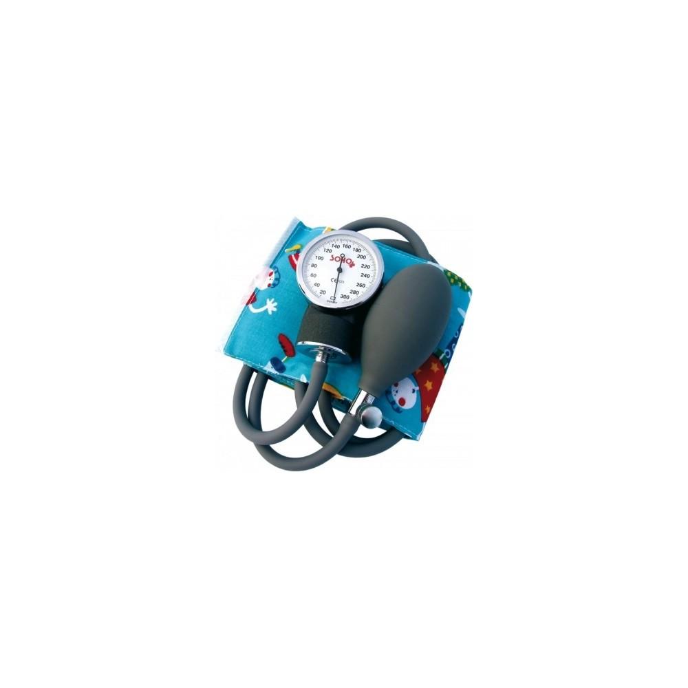 Tensiometru mecanic cu 2 mansete pentru copii si nou nascuti
