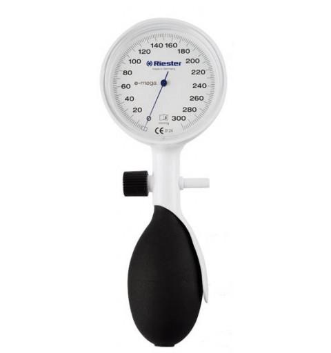RIE1370-141 - Tensiometru mecanic cu stetoscop RIESTER E-mega alb