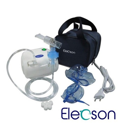 Aparat aerosol cu compresor - nebulizator - EL116