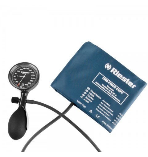 RIE1370-150 - Tensiometru mecanic fara stetoscop RIESTER E-mega alb
