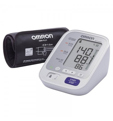 Tensiometru de brat Omron M3 Comfort HEM-7134-E