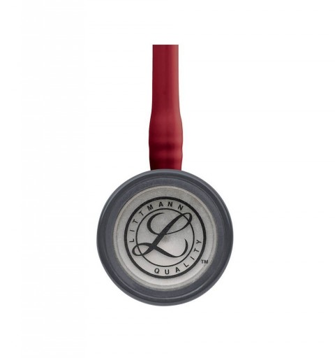 Cardiology III - Stetoscop 3M Littmann, 69 cm, Rosu Burgundia