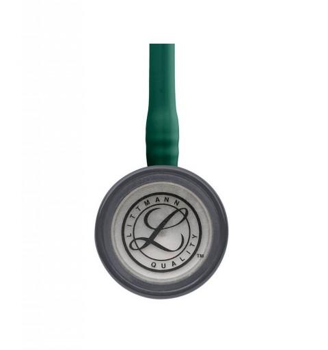 Cardiology III - Stetoscop 3M Littmann, 69 cm, Verde inchis
