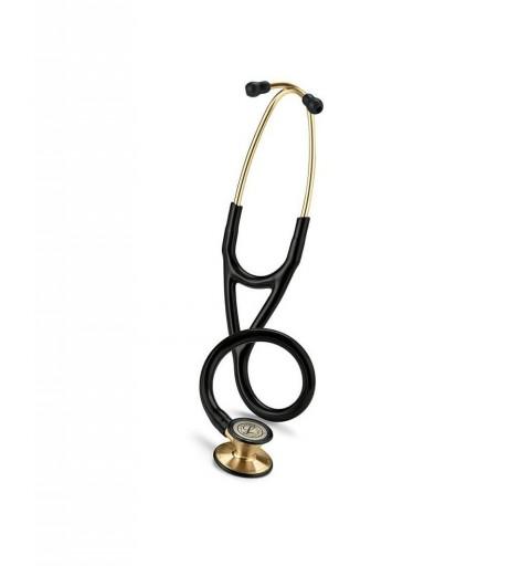 Cardiology III - Stetoscop 3M Littmann, 69 cm, Negru, capsula alama