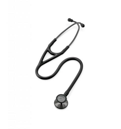 Cardiology III - Stetoscop 3M Littmann, 69 cm, Negru, capsula fumurie