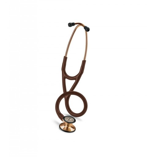 Cardiology III - Stetoscop 3M Littmann, 69 cm, Ciocolatiu, capsula cupru