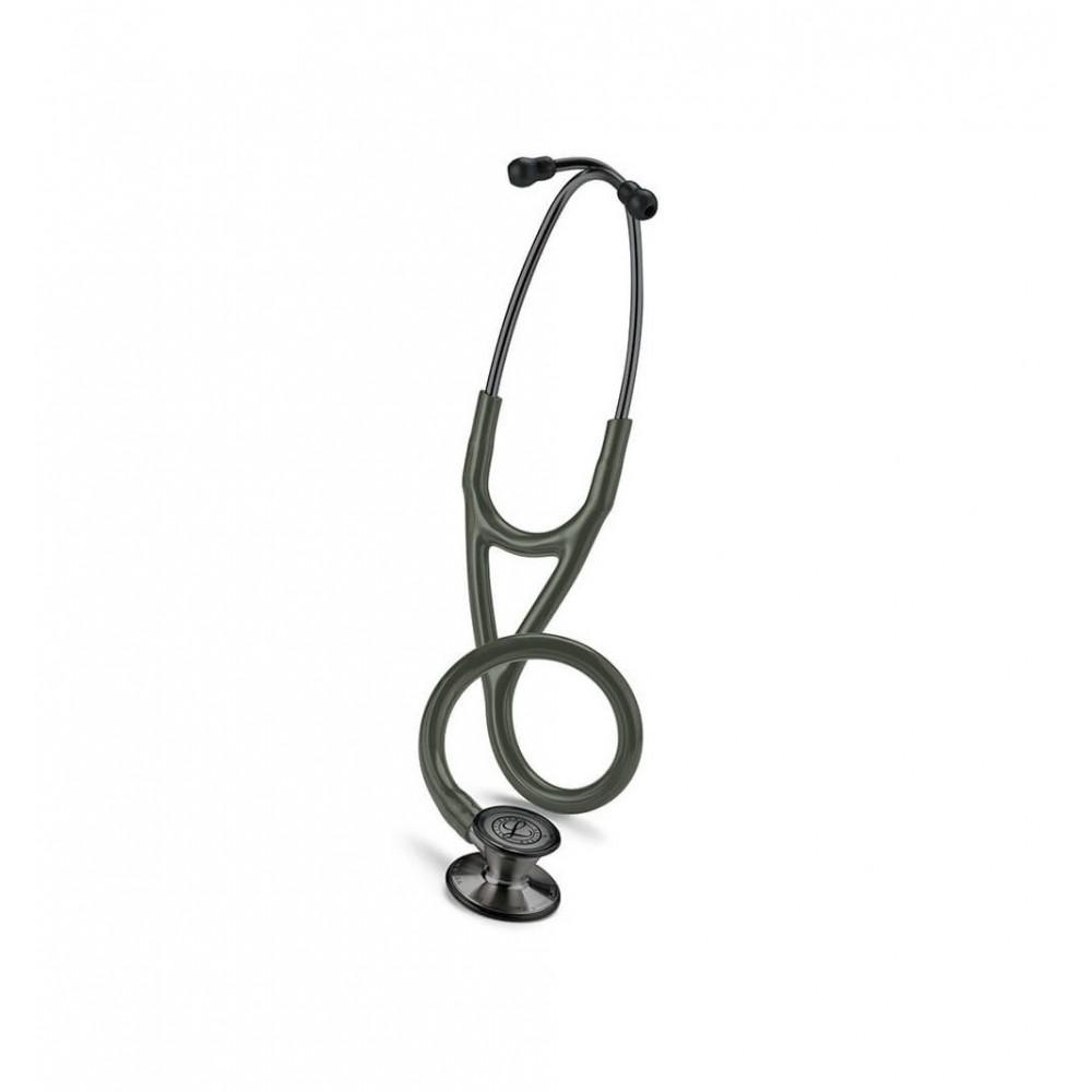 Cardiology III - Stetoscop 3M Littmann, 69 cm, Masliniu, capsula fumurie