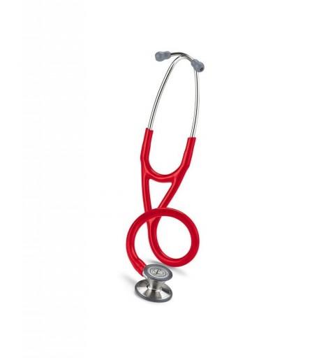 Cardiology III - Stetoscop 3M Littmann, 69 cm, Rosu