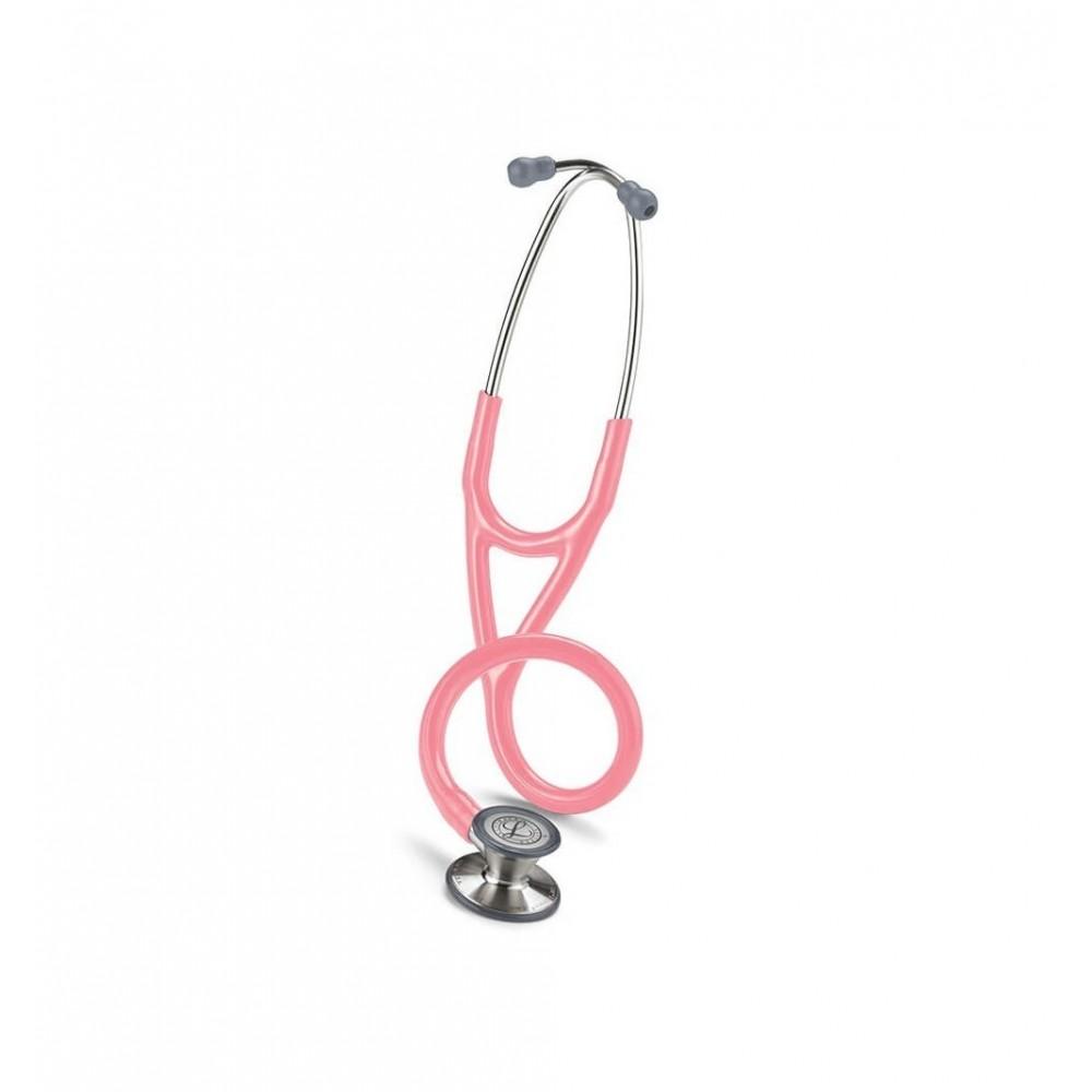 Cardiology III - Stetoscop 3M Littmann, 69 cm, Roz coral