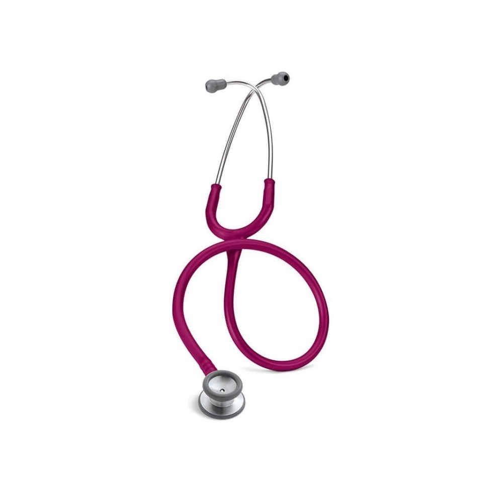 Classic II Pediatric - Stetoscop 3M Littmann, 71 cm, Roz inchis