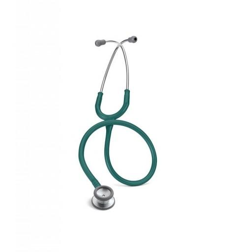 Classic II Pediatric - Stetoscop 3M Littmann, 71 cm, Verde pin