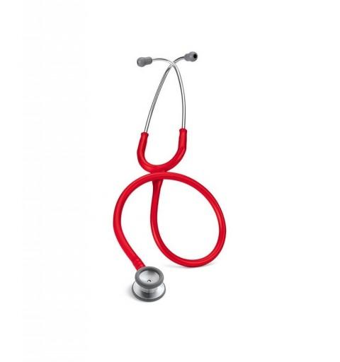 Classic II Pediatric - Stetoscop 3M Littmann, 71 cm, Rosu