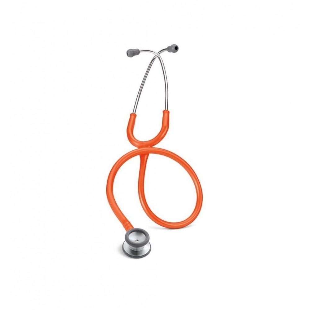 Classic II Pediatric - Stetoscop 3M Littmann, 71 cm, Portocaliu