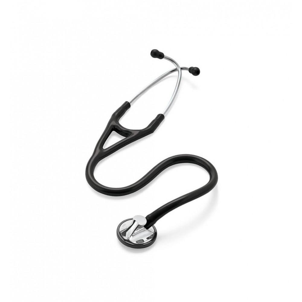 Master Cardiology - Stetoscop 3M Littmann, 69 cm, Negru