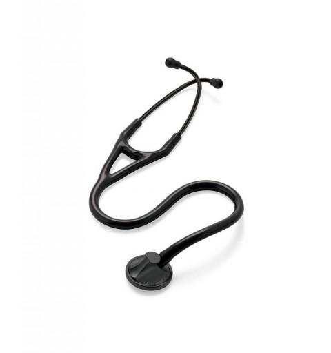 Master Cardiology - Stetoscop 3M Littmann, 69 cm, Negru complet