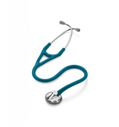 Master Cardiology - Stetoscop 3M Littmann, 69 cm, Turcoaz