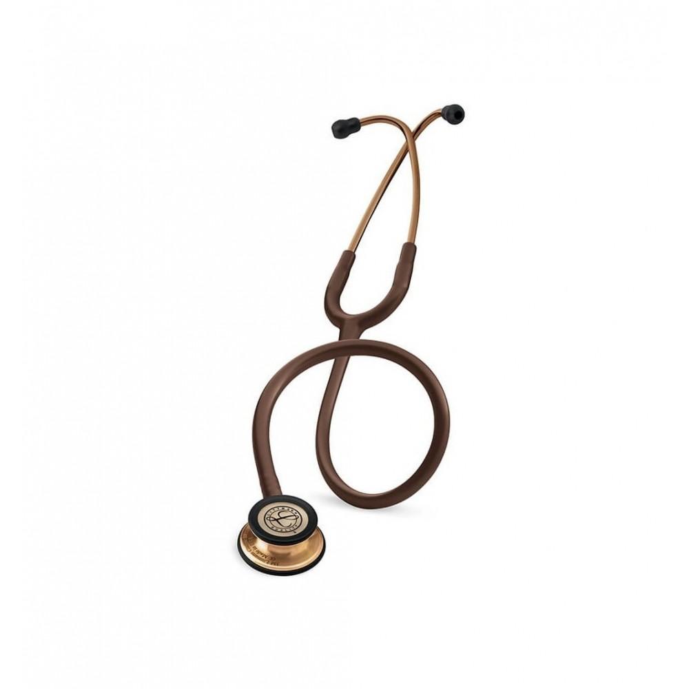 Classic III - Stetoscop 3M Littmann, 69 cm, Ciocolata, capsula cupru