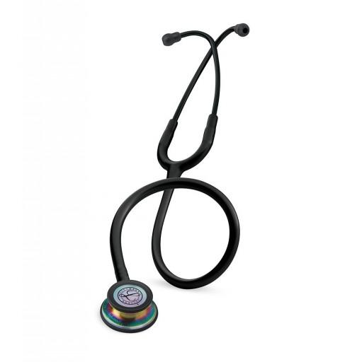 Classic III - Stetoscop 3M Littmann, 69 cm, Negru, capsula curcubeu