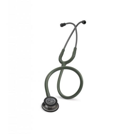 Classic III - Stetoscop 3M Littmann, 69 cm, Masliniu, capsula fumurie