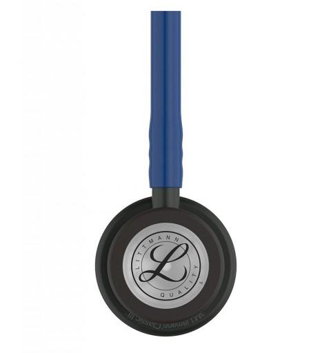 Classic III - Stetoscop 3M Littmann, 69 cm, Bleumarin, capsula neagra