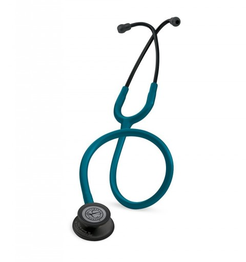 Classic III - Stetoscop 3M Littmann, 69 cm, Turcoaz, capsula neagra