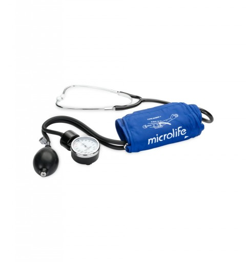 Tensiometru aneroid profesional cu stetoscop Microlife BP AG1-30