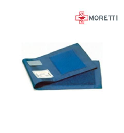 DR1423 - Manseta tensiometru MORETTI cu doua tuburi, pentru adulti