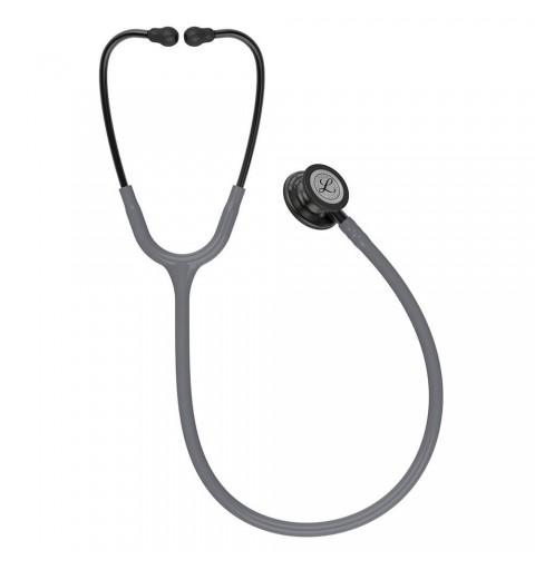 Classic III - Stetoscop 3M Littmann, 69 cm, Gri/Violet, capsula fumurie