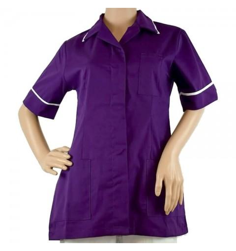 Bluza medicala capse/rever LOTUS - LIR1