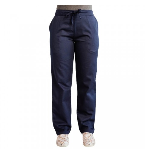 Pantalon unisex Lotus 2, cu...