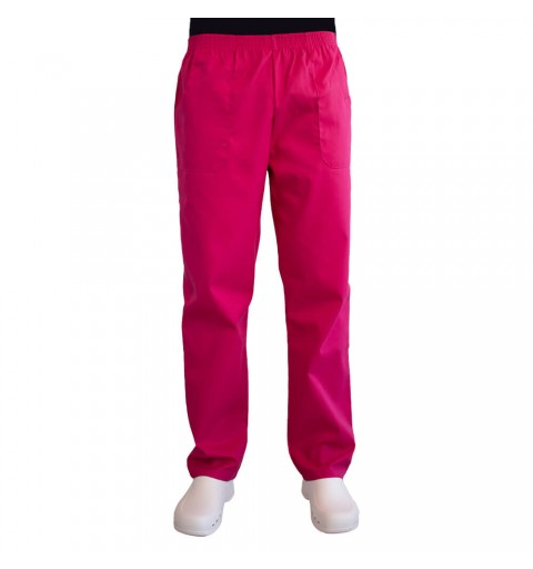 Pantalon unisex Lotus 2, cu elastic in talie