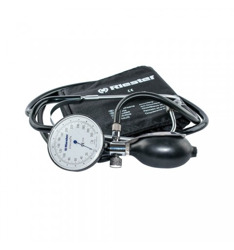 Tensiometru mecanic RIESTER Precisa N cu stetoscop pentru obezi - RIE1447-142