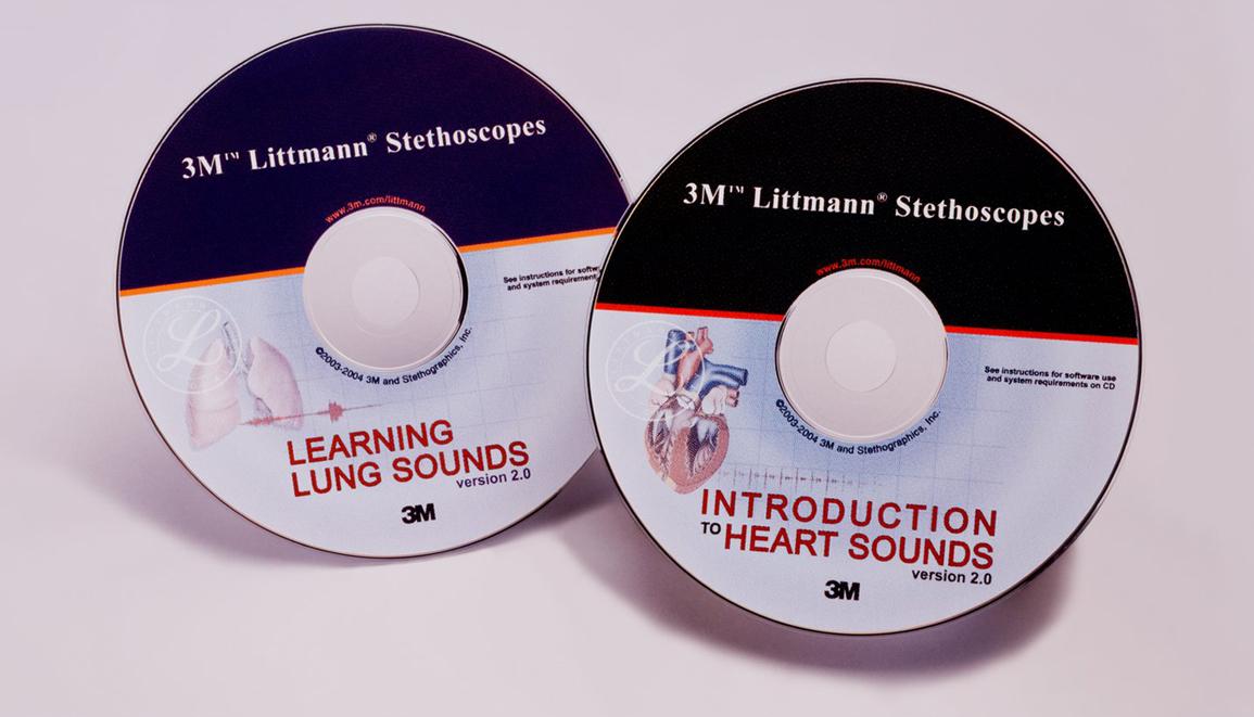 CD educational littmann